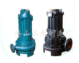 陕西QW系列潜水排污泵