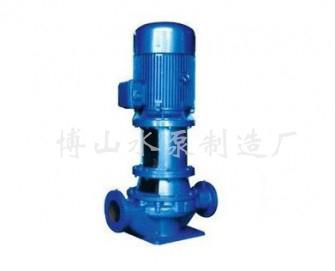 ISG系列单级离心泵