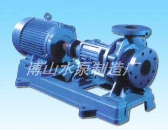 ISR型热水泵