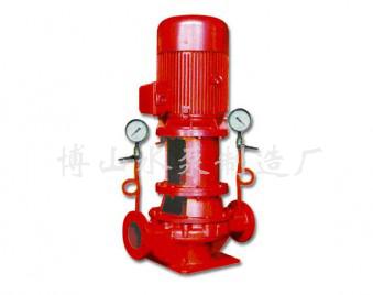 宁夏XBD-ISG系列型立式单级单吸消防泵
