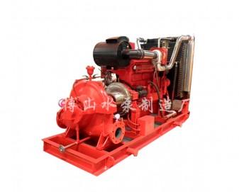 内蒙古柴油机消防泵