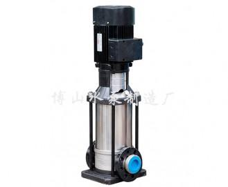 BQN系列轻型不锈钢立式多级泵